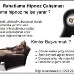 Hipnoz ile sorunlarınızı çözün